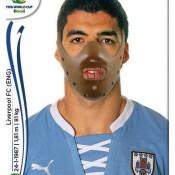 O Uruguai está mordido