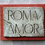 Roma: amor de traz para frente